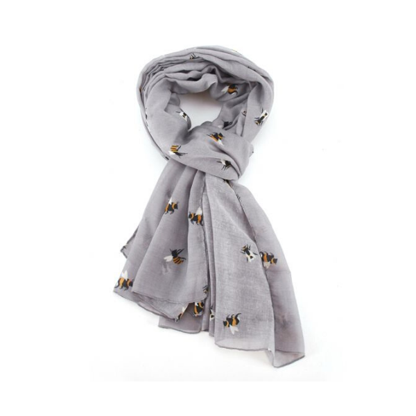 Busy Bee Scarf