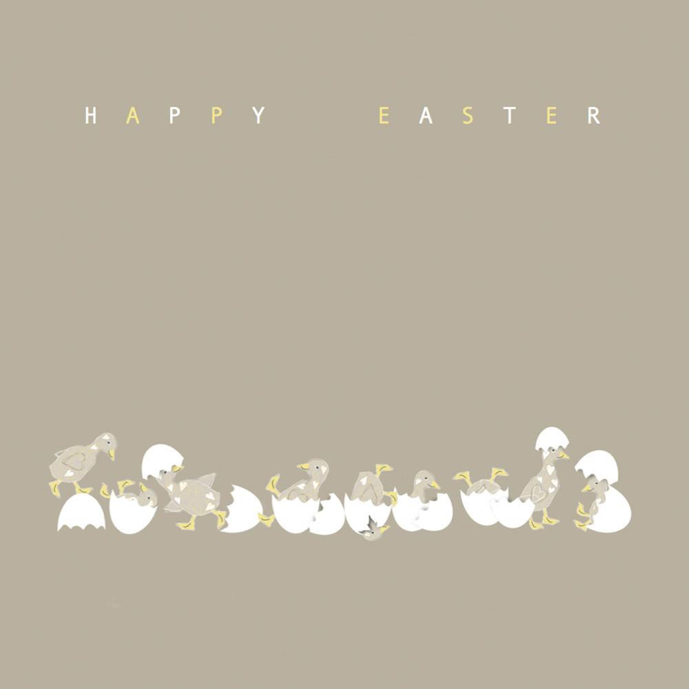 Shell Suits Easter Card