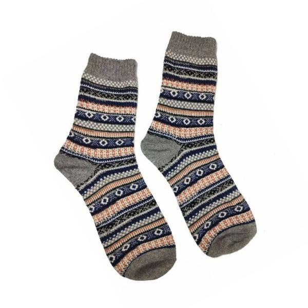 Mens Scandi Socks