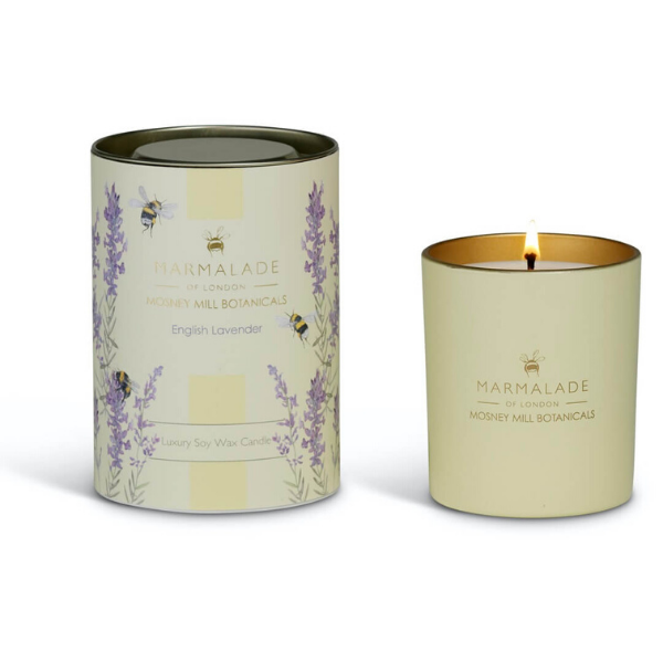 Marmalade x Mosney Mill English Lavender Luxury Candle