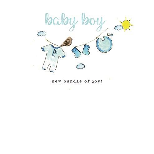 Baby Boy - New Bundle Of Joy