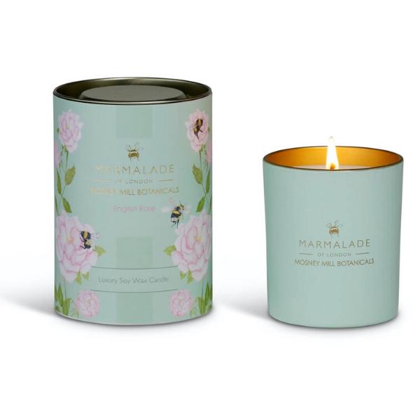 Marmalade x Mosney Mill English Rose Luxury Candle