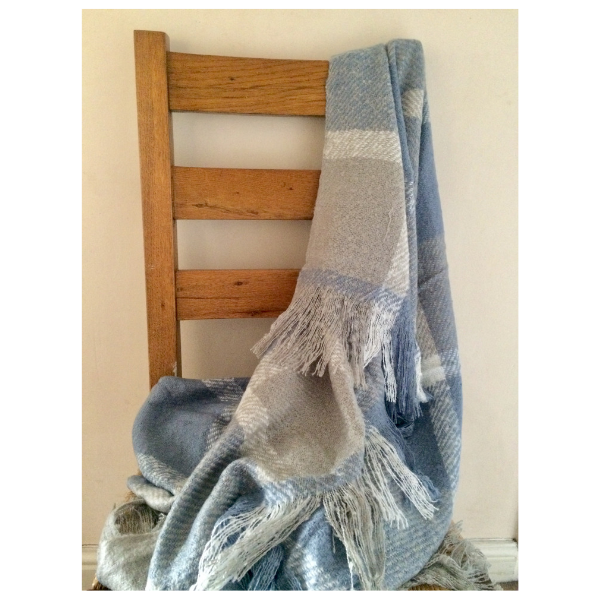 Highland Muted Blanket Throws