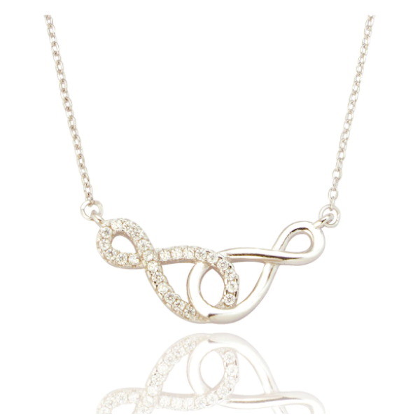 Aria Infinity Necklace