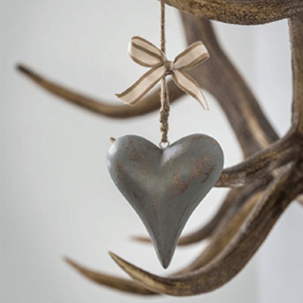 Retreat Wooden Hearts