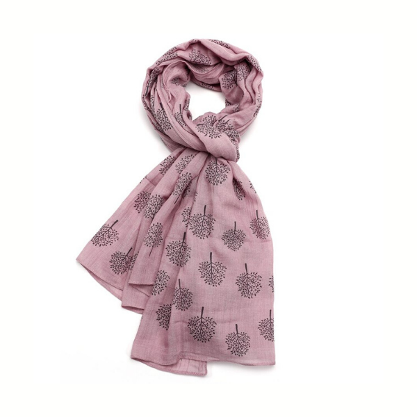 Mulberry Trees Scarf