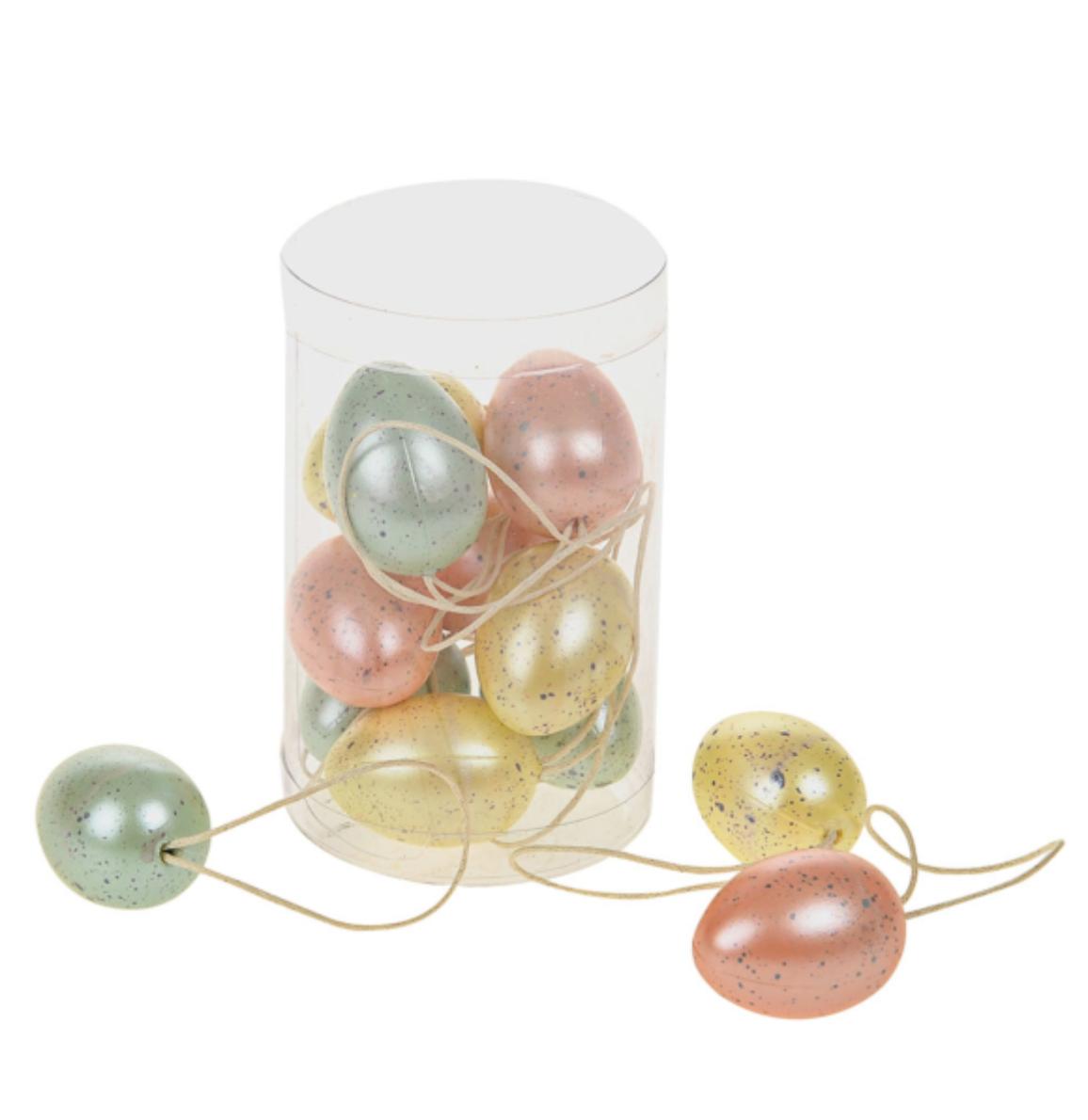 Easter Eggs - Pearlised
