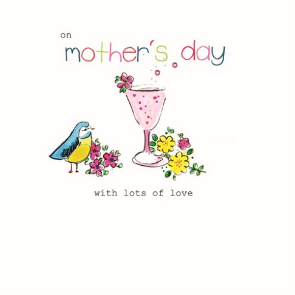 On Mother's Day Lots of Love Card