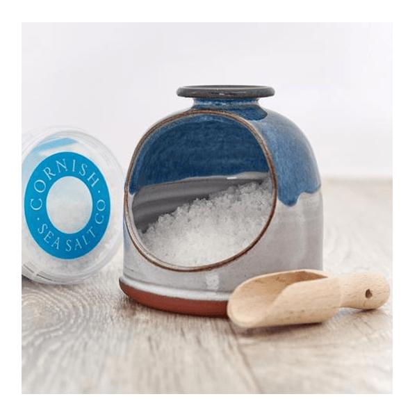 Salt Igloo & Scoop in Luxury Gift Box