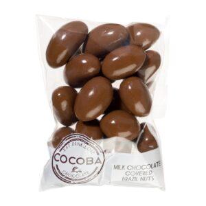 Handmade Milk Chocolate Brazil Nut