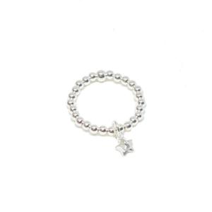 Esther Embellished Star Ring
